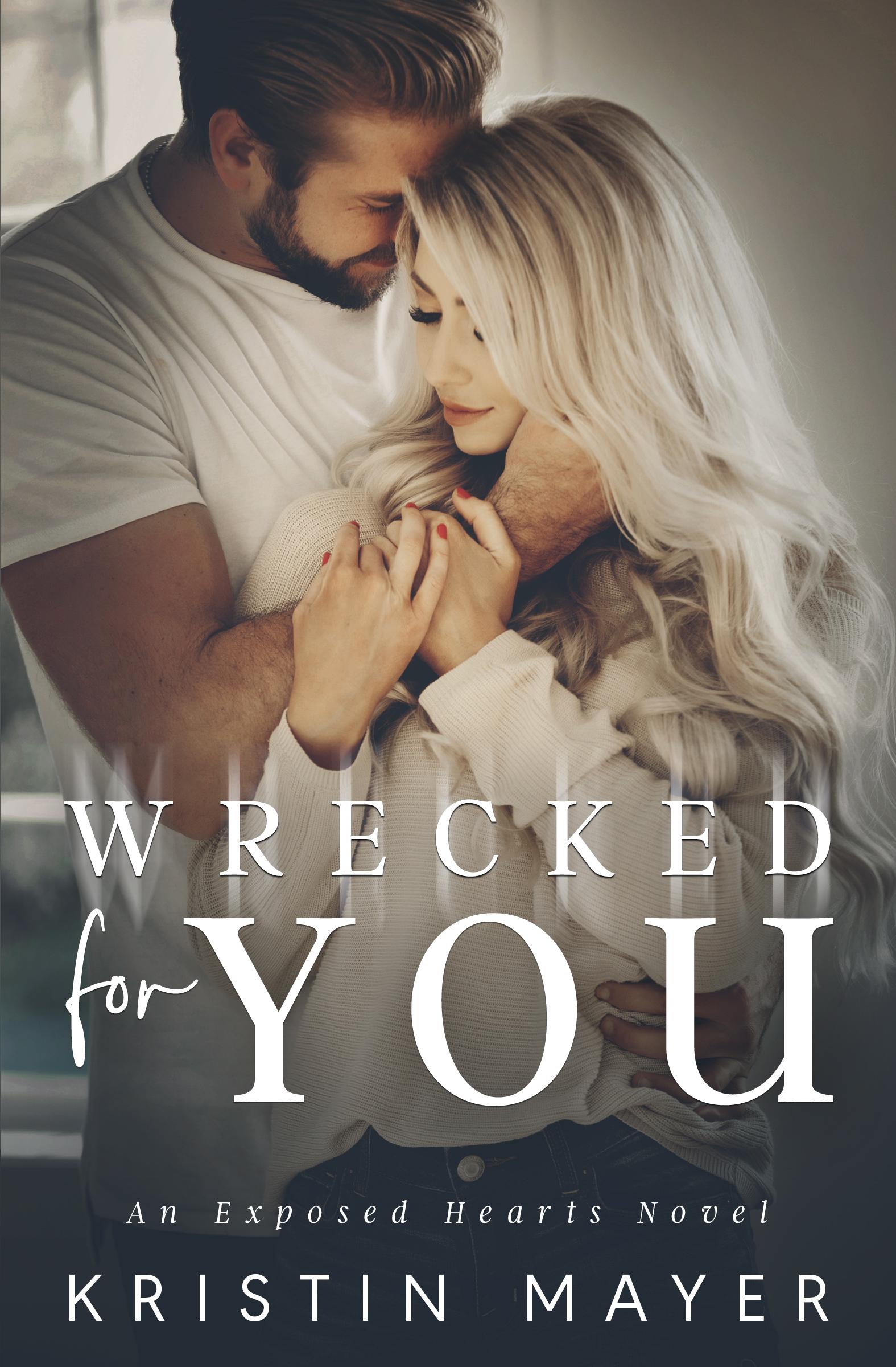 WreckedForYou_FrontCover